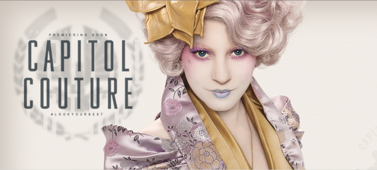 Image result for capitol couture hunger games