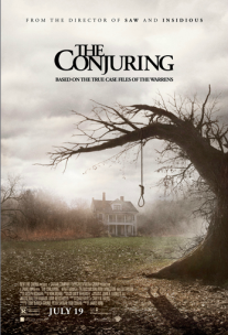 CONJURING one sheet SMALL