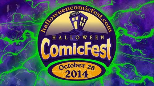 Halloween Comic-Fest2014