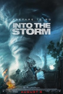 into the storm onesheet