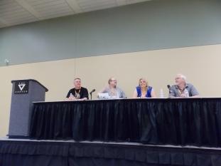 Barry Kitson, Mark Waid, Christina Blanch, Ron Randall