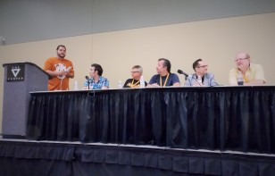 Dan Parent, Michael Uslan, Francesco Francavilla, Andrew Pepoy, Mark Waid, Dean Haspiel