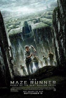 the maze runner onesheet