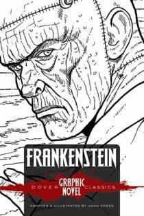 Frankenstein Dover Classics