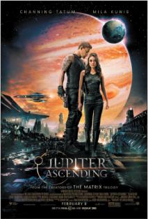 Jupiter Ascending onesheet