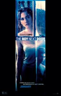 The Boy Next Door onesheet