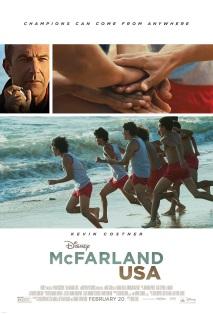 McFARLAND USA one sheet