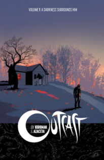 Outcast Cover