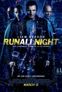 Run All Night onesheet