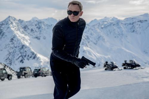 Daniel Craig stars as James Bond in SPECTRE (Image: Sony/EPK.tv)