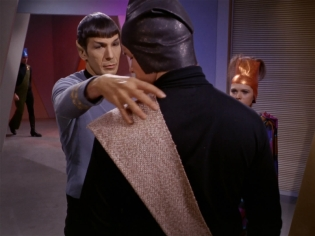 Marc Cushman Spock Nerve Pinch