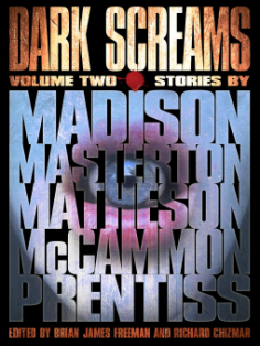 Dark Screams 2 cover