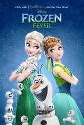 Frozen Fever onesheet