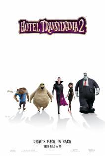 Hotel Transylvania 2 onesheet 1