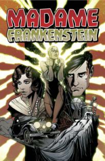 madame frankenstein cover