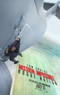 MI5 Rogue Nation onesheet