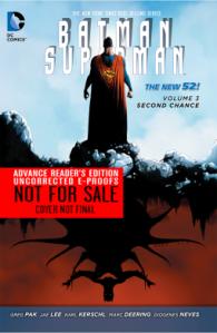 Batman Superman 3 cover