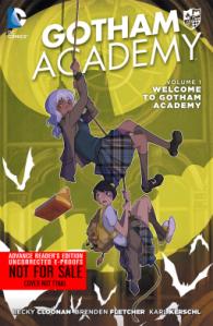 Gotham Academy 1 cover