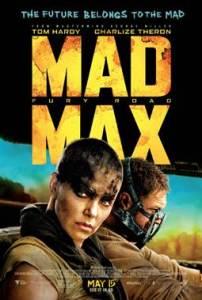 Mad Max Fury Road onesheet