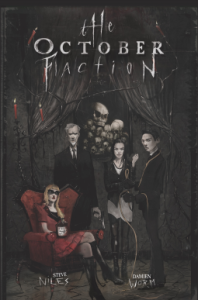 October Faction cover