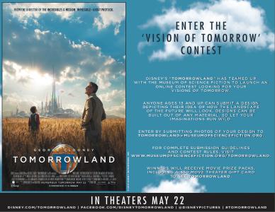 TLAND Vision Contest Flyer