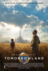 TOMORROWLAND one sheet