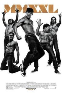 Magic Mike XXL onesheet