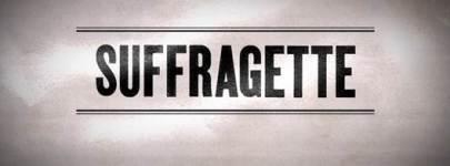 Suffragette logo image