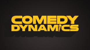 Comedy Dynamics logo (PRNewsFoto/Comedy Dynamics)