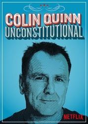 Colin Quinn Poster Art (PRNewsFoto/Comedy Dynamics)