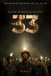 The 33 one sheet SM