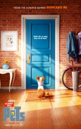 The Secret Life of Pets onesheet