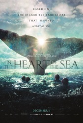 In the Heart of the Sea onesheet