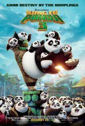 kung fun panda 3 onesheet