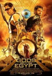 gods of egypt onesheet