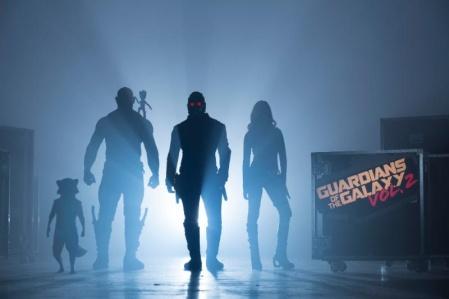 Guardians of the Galaxy Vol 2 start still