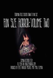 fun size horror vol 2 onesheet