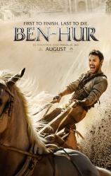 Ben Hur 2016 onesheet
