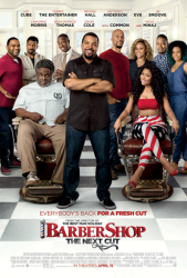BARBERSHOP one sheet small