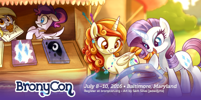 BronyCon 2016 Tabitha St Germain