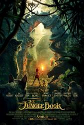 JUNGLE BOOK one sheet