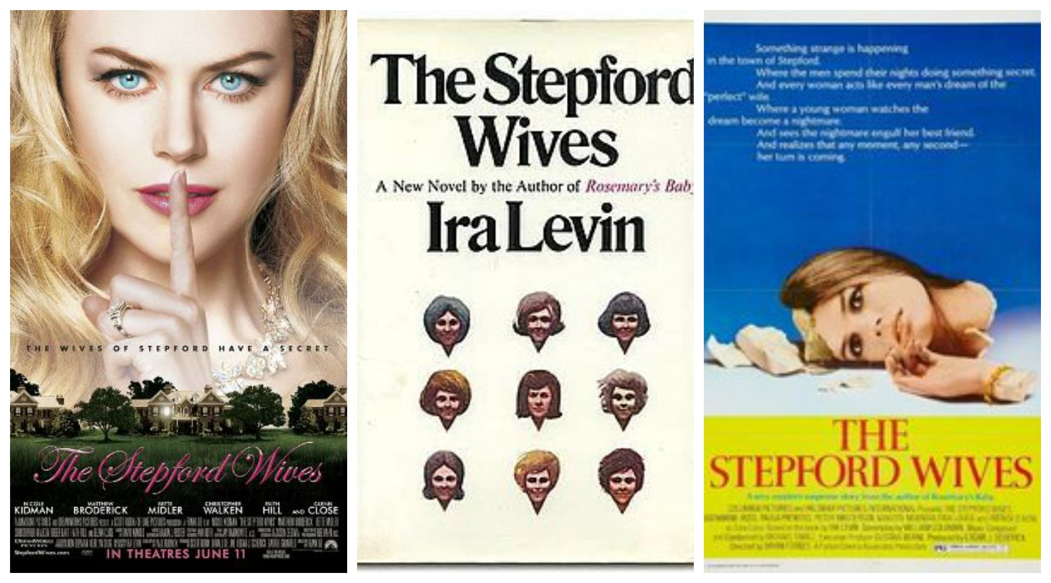 essays iris online The Stepford Wives