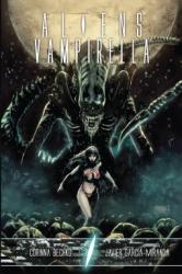 aliens vampirella cover