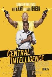 Central Intelligence onesheet