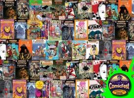 Halloween ComicFest 2016 banner