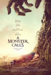 A Monster Calls onesheet