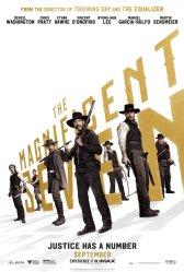 magnificent seven 2016 onesheet
