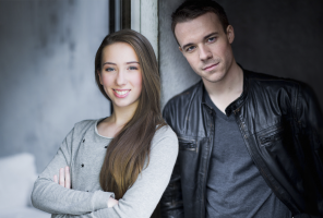 Michelle and Gabriel BronyCon 2016