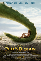 PETE'S DRAGON one sheet