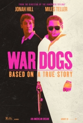 war dogs scarface onesheet